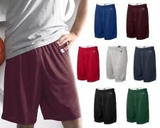 "Champion 8731 Mens Poly Mesh 9"" Inseam Gym Sport Athletic Shorts S-3XL"