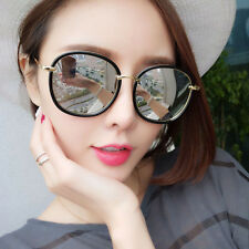 Lens Frame Metal Sunglasses New Resin Protection UVA Retro Flat Stylish Awesome