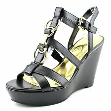 Marc Fisher Genre Synthetic Wedge Sandal