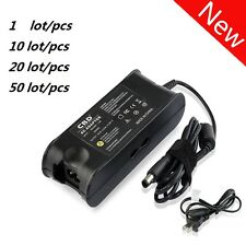 New 1/20/50 Lot 65W AC Adapter for Dell XPS M140 M1210 Power Supply Cord Charger