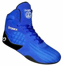 Otomix Stingray Escape Bodybuilding Weightlifting MMA Grappling Shoe Royal Blue