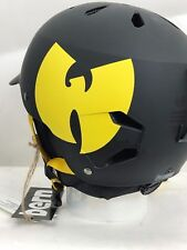 BERN WATTS LIMITED EDITION WU-TANG CLAN HELMET - SIZES AVAILABLE - BRAND NEW!!!
