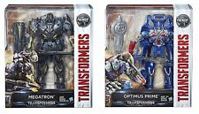 Transformers The Last Knight Megatron Optimus Prime Premier Edition Leader Class