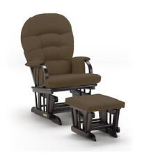 Shermag Combination Glider and Ottoman