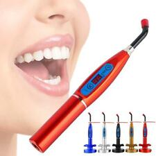 Dental LED Cure Lamp Wireless Cordless 5W 2000mW Curing Light Lamp Tools Kits ^&
