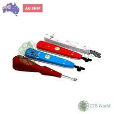 Tandem Isgm, Telstra Punch Down Tools Quante, Krone, Red, Blue Nbn Exchange Tool