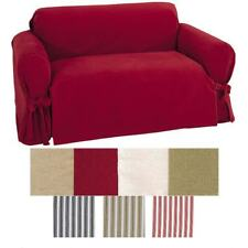 Classic Slipcovers Brushed Twill Chair Slipcover