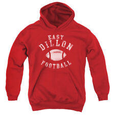 Friday Night Lights East Dillon Football Big Boys Youth Pullover Hoodie RED