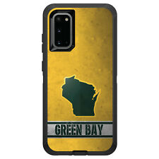 OtterBox Defender for Galaxy S5 S6 S7 S8 S9 PLUS Green Bay Wisconsin
