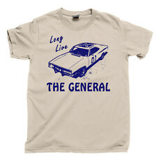 THE GENERAL LEE T Shirt 1969 Dodge Charger Toy Model Car DUKES of HAZZARD Nascar