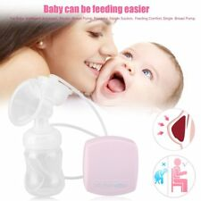 Single Electric Comfort Breastpump Handsfree Pumping Breast Pump BPA-free F5