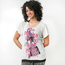 Volcom Shirt Queen King white - NEW Size XS
