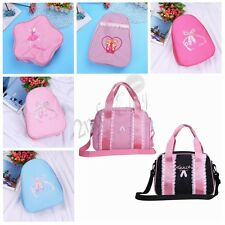 Fashion Girls Kids Ballet Dance Bag Dress Backpack Shoulder Bag Hand Bag Travel