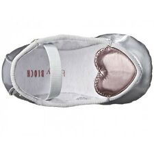 BLOCH Chaussons bebe Annabelle Argent