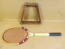 Wright & Ditson Comet Tennis Racquet Racket with wood Press  Raquet
