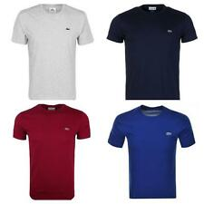 LACOSTE SLIM FIT T-SHIRT SHORT SLEEVE NEW WITH TAG (M,L,XL.XXL,XXXL)