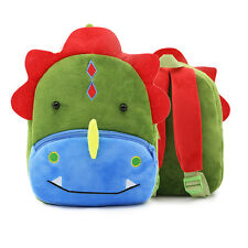 Comics Litter Dinosaur Mini Plush Backpacks Bags Pretty Kids Preschool Schoolbag