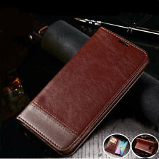 For Samsung Galaxy Note 8 Luxury Leather Wallet Magnetic Flip Stand Case Cover