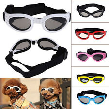 Fashion Small Pet Dog Goggles UV Sunglasses Goggles Eye Protection Wear Cool New