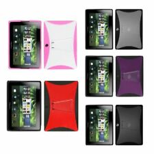 5 Colors With Stand Gummy Case Cover For RIM BLACKBERRY Playbook Tablet