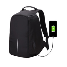 Travel Anti-theft Security Casual Backpack Laptop Computer Bag with External USB