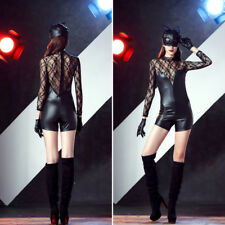Sexy Cat female cosplay dress lace Pub clothing DS service Pole dancing Costumes
