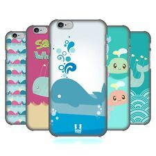 HEAD CASE DESIGNS KAWAII WHALE HARD BACK CASE FOR APPLE iPHONE PHONES