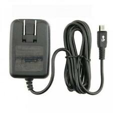 OEM HOME WALL CHARGER TRAVEL AC PLUG POWER ADAPTER for MINI-USB CELL PHONES