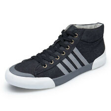 Young Casual Canvas Sport Leisure Fashion Lace Up Comfy Flats Ankle Shoes 7C
