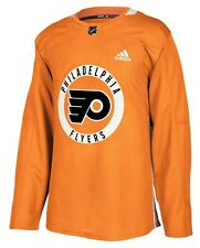 Philadelphia Flyers Adidas NHL Men's Climalite Authentic Practice Jersey