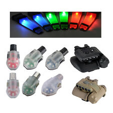 Tactical Helmet Accessory Safety Signal Light Survival Strobe Flash Light