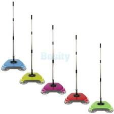 Telescopic Household Sweeper Broom Hand Push Sweeper Mop Magic Spinning Broom