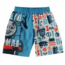 NEW Boys Thomas the Tank Engine Board Shorts - Ages 3-4 or 5-6, BNWT Trunks