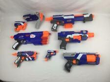 NERF N STRIKE ELITE BUNDLE STRONGARM,DUAL-STRIKE,STOCKADE,REFLEX,JOLT AND MORE