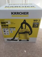 Karcher WD 2 Multi Purpose Wet & Dry Vacuum Cleaner Vac Hoover Tub New In Box