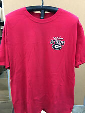 Georgia Bulldogs Adult T-Shirt Fabulous Athens What Happens In Athens