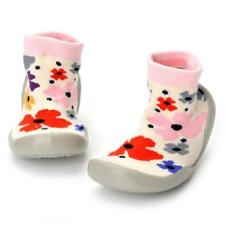 Newborn Anti Slip Socks Cute Kids Infant Boy Girl Warm Shoes Rubber Base