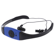4GB Underwater Sport Diving Swimming Waterproof MP3 Music Player FM Headset