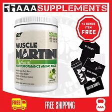 GAT | Muscle Martini Natural | 30 Serve BCAA Amino Acids Gym Fitness Weight