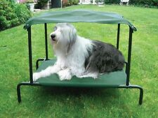 Kittywalk Systems Elevated Breezy Bed™ Outdoor Dog