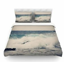 East Urban Home Ocean 1 by Sylvia Coomes Coastal Featherweight Duvet Cover