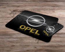 Opel logo emblem wireless computer optical mouse + mousepad mouse pad