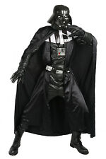 2017 Darth Vader Deluxe Star Wars Movie Cosplay Costume Fancy Dress Adult Men