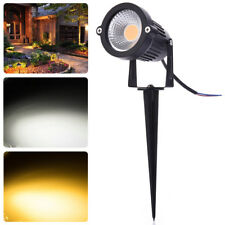 9W Outdoor COB LED Landscape Garden Wall Yard Path Pond Flood Spot Light Lamp