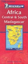 Central South and Madagascar: Central South and Madagascar (Michel... 2061002943