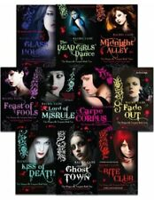 Morganville Vampires, 10 Books Collection Set (Gla... by Rachel Caine 0749022213