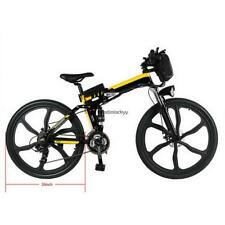 26'' 27 Speed Foldable Electric Mountain Bicycle Mini Electric Power Bicycle 02