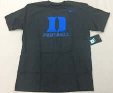 DUKE UNIVERSITY Blue Devils FOOTBALL NIKE T-SHIRT NEW WITH TAGS Youth Sizes