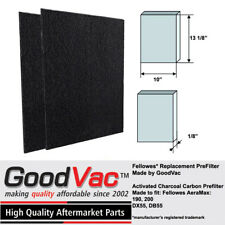 Fellowes AeraMax 200 Carbon Filter Replacement Air Purifier Filter by GoodVac