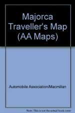 Majorca Traveller's Map (AA Maps) by Automobile Association/Macmilla 0749500654